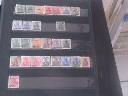Sarre Et Saarland  1920 - 1957 - Stamps