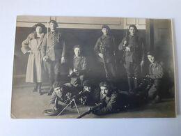 24ème Bataillon De Chasseurs Alpins - Fusil Mitrailleur Et Sous-officier - Reggimenti