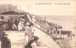 17-CHATELAILLON-N°2160-H/0123 - Châtelaillon-Plage