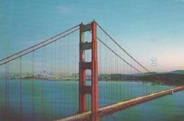 USA, Kalifornien - San Francisco - Golden Gate Bridge - 1982 - Etats-Unis