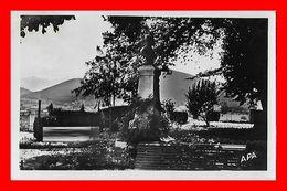 CPA (31) MONTREJEAU.  Jardin Public, Statue De Valentin Abeille...L398 - Montréjeau