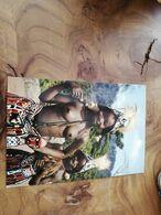 356/ L AFRIQUE EN COULEURS DANSEUSES AFRICAINES - Ansichtskarten