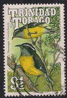Trinidad & Tobago 1990 QE2 $1 Babannaquit Used SG 840 ( L1169 ) - Trinité & Tobago (...-1961)