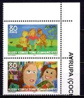 2010 NORTH CYPRUS EUROPA CHILDREN BOOKS MNH ** - 2010