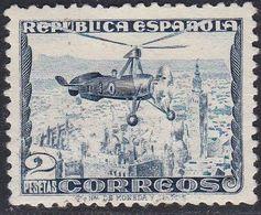 1935.  ** Edifil: 689. AUTOGIRO. - 1931-Heute: 2. Rep. - ... Juan Carlos I