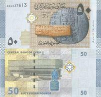 СИРИЯ 50   2009 UNC - Siria