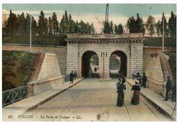 (J 1) France - Toulon (old) Porte De France - Toulon