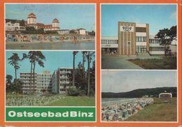 Binz - U.a. Blick Zum Strand - 1986 - Ruegen
