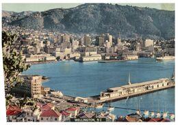 (J 4) New Zealand (posted To Australia With Stamp) Wellington - Nuova Zelanda