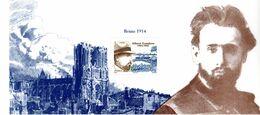 """"""" ALBERT LONDRES / REIMS 1914 """" Sur Bloc Souvenir De 2007. N° YT BS 22. Parfait état ! - Bloques Souvenir"""