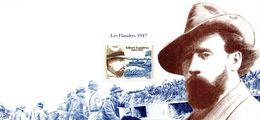 """"""" ALBERT LONDRES / LES FLANDRES 1917 """" Sur Bloc Souvenir De 2007. N° YT BS 19. Parfait état ! - Bloques Souvenir"""