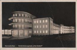 Gernrode - FDGB-Erholungsheim Fritz Heckert - 1957 - Halberstadt