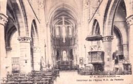 Belgique - Audenarde -  Audenaerde  - Oudenaarde - Intérieur De L' église  De Pamele - Oudenaarde