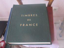 France LOT  Intéressant ( Poste Aérienne Préos Dans Un Album Yt   )   35   SCANS - Collections (en Albums)