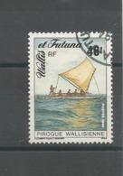 404  Pirogue     (326) - Wallis Und Futuna