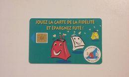 ANCIENNE ET JOLIE CARTE A PUCE CEV / CARTAPLUS VILLE : LA ROCHELLE T.B.E !!! - Frankreich