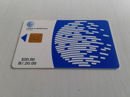 Panama - Nice Chipphonecard - Panama