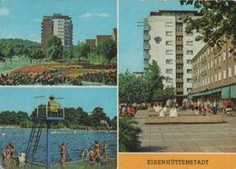 Eisenhüttenstadt - U.a. Diehloer Strasse - Ca. 1980 - Eisenhuettenstadt