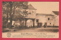 Ligny - Ferme D'En Haut ... Historique ( Voir Verso ) - Sombreffe