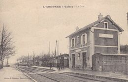 51-VALMY LA GARE - France