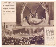 Orig. Knipsel Coupure Tijdschrift Magazine - Turnhout - Toneel - Openluchtspel Jephta - 1931 - Non Classificati