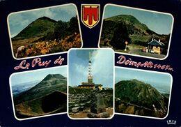Le Puy De Dome Diverses Vues    CPM Ou CPSM - France