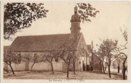 D41 - LA MAROLLE - L'EGLISE - Plusieurs Personnes  Devant La Porte De L'église - France