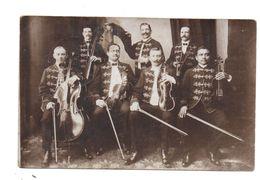 Scheveningen.Orchestre Tzigane. Signée Par Le Chef D'orchestre.1908. - Scheveningen