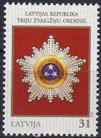 LETTLAND 2008 Mi-Nr. 724 ** MNH - Lettonia