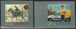 LETTLAND 2007 Mi-Nr. 711/12 ** MNH - Lettonia
