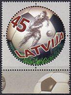 LETTLAND 2007 Mi-Nr. 709 ** MNH - Lettonia