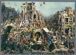 °°° Cartolina - Napoli Museo Di S. Martino Il Presepio Particolare Nuova °°° - Napoli (Naples)