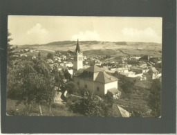 Slovaquie Brezno Evanjelicky Kostal édit. Cena N° 66-210 Z Or Timbre Stamp - Slowakei