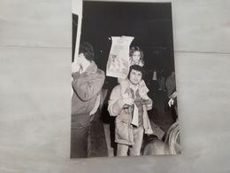 20244     PHOTO DE PRESSE 17X26CM  FRANCE 14 OCTOBRE 1979  COMITE DE SOUTIEN AUX JUIFS D URSS - Photographs
