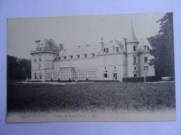 CPA  60  RETHONDES Chateau De SAINTE-CLAIRE TBE - Rethondes