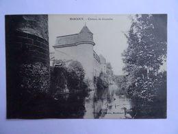 CPA  42 MARCOUX Chateau De Gouttelas  TBE - Unclassified