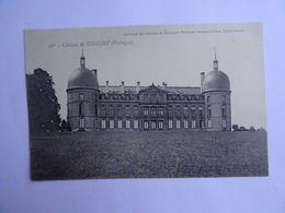 CPA  71  Chateau De DIGOINE (Palingres)  TBE - Autun