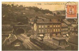 Huy Le Tunnel à La Gare Du Sud - Huy