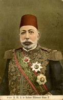 TURQUIE - Carte Postale  - Sultan Mehmed Khan V - L 67842 - Türkei