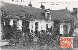 THEZEE : CHATEAU DE BOUE - France