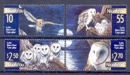 NIUAFO'OU     (FAU 153) - Owls