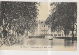 CPA-74-Haute Savoie- ANNECY- L'Hôtel Verdun- - Annecy