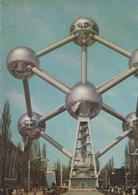 Belgien - Brüssel - Atomium - Ca. 1965 - Belgio