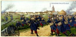 Bloc Souvenir N° 98 - Bataille De La Marne - Souvenir Blocks & Sheetlets