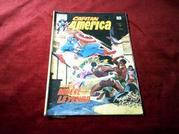 CAPITAN AMERICA  VOL 3  N° 35   CUAN DO MUERE LA LEYENDA   /   1983  °  MUNDI  COMICS - Boeken, Tijdschriften, Stripverhalen