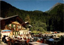 Restaurant Pochtenfall Im Suldtal, Aeschi (31H83) * 19. 9. 1986 - BE Bern