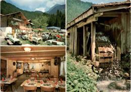 "Restaurant ""Zum Pochtenfall"" Im Naturschutzgebiet Suldtal Bei Aeschi - 3 Bilder (975) - BE Bern"