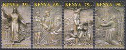Kenia Kenya 2005 Religion Christentum Ostern Easter Paques Pascua Pasqua Jesus Pilatus Kreuzigung, Mi. 773-6 ** - Kenia (1963-...)