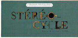 Bloc Souvenir N° 104 - Les Appareils Photographiques - Bazin 1898 - Souvenir Blokken