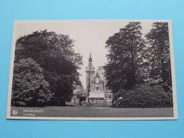 TORENHOF Brasschaat ( Drukk. DUX H. De Bièvre-Jennes ) Anno 19?? ( Zie/voir Photo ) ! - Brasschaat